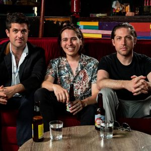 Mini Mansions talk success, simulation theory and Josh Homme