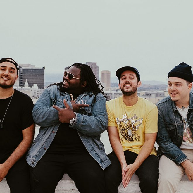 'You don't quit music': Free Nationals guitarist talks Noname, debut record and Anderson .Paak